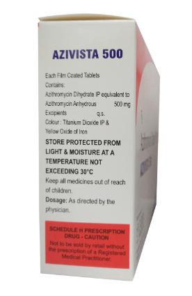 Azivista-500mg