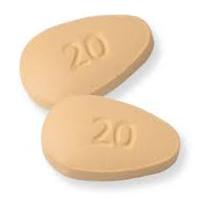 Vidalista 20 mg Dragee